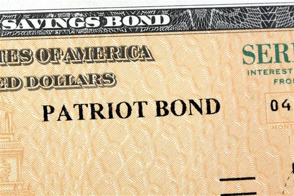 When do patriot bonds mature
